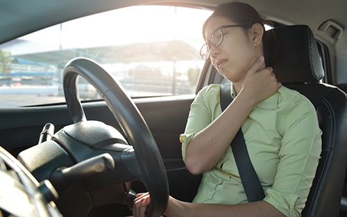 chiropractor for auto accidents in San Francisco